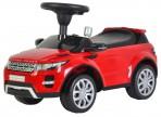 Sun Baby pealeistutav auto Range Rover Evoque punane