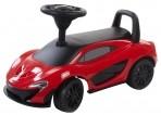 Sun Baby pealeistutav tõukeauto McLaren P1 punane