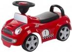 Sun Baby pealeistutav tõukeauto Rebel punane