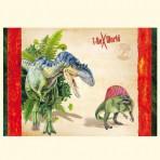 T- Rex kirjutusalus - lauamatt