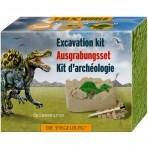 T-Rex World dinosauruse väljakaevamiskomplekt mini