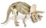 T- Rex luude väljakaevamiskomplekt-Triceratops