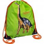 T-Rex World seljakott-sussikott roheline