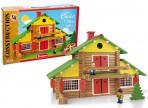 Vilac JeuJura puidust ehitatav suur maja