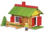 Vilac JeuJura puidust ehitatav väike Maja