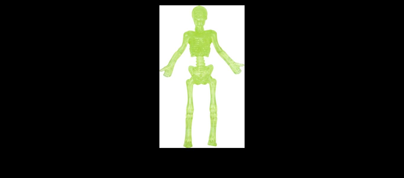 Wild&Cool klaasil kõndija Skelett