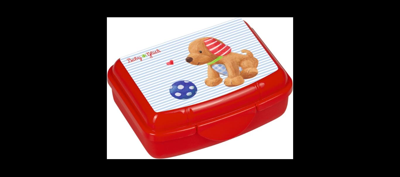 Lõbus Loomaparaad mini snäki-karp Kutsikas