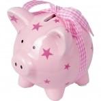 Baby Charms Minu esimene rahakassa - roosa notsu