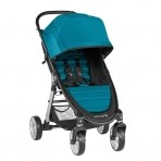 Baby Jogger jalutuskäru City Mini 4W 2 CAPRI