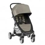 Baby Jogger jalutuskäru City Mini 4W 2 SEPIA