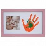 Baby Memory Print seinaraam templi kohaga, roosa-30% LÕPUMÜÜK