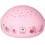 Baby Charms öölamp Taevalaotus roosa