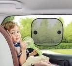 BabyDan auto päikesekaitse-vari