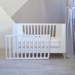 Babyluv beebivoodi Day&Night valge
