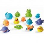 Babymoov vannimänguasjad kotis