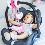 BabyOno vankri-turvahälli mänguasi karu Suzie