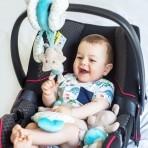 BabyOno vankri- turvahälli mänguasi karu Tony