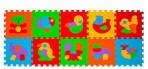 BabyOno puzzlematt loomad 10-osa