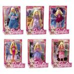 Barbie muinasjutu nukk Miniprintsessid
