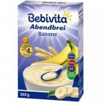 BEBIVITA Õhtupuder piimapudrupulber banaaniga 6x300g