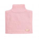 Bjällra meriinovillast kaelus roosa