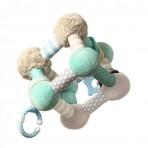 BabyOno arendav mänguasi Kuubik roheline