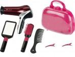 Braun juuksehoolduskomplekt kohvris