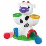 BRIGHT STARTS mänguasi lehm Drop&Giggle