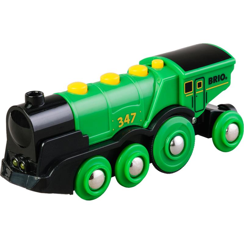 BRIO suur vedur roheline