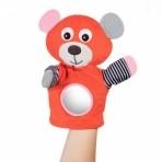 Canpol närmimismänguasi-käpiknukk  Bears roosa