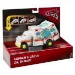 Cars 3 Crashers mudel ERINEVAD