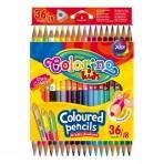ColorinoKids kolmnurksed värvipliiatsid