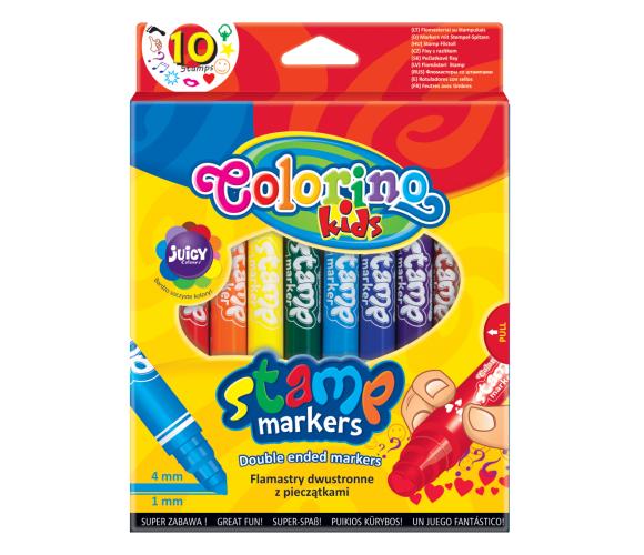 ColorinoKids templiga markerid