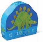 Crocodile Creec pusle 12-osaline karbis Stegosaurus