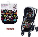 Cuddle Co Comfi Cush universaalne istmekate kärudele Robotid