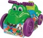 Fisher-Price pealeistutav legoauto Krokodill