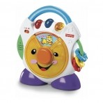 Fisher Price Laugh and Learn lastelauludega CD-mängija