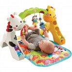 Fisher Price tegelustekk-keskus 3in1 Newborn to Toddler