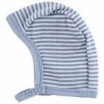 Fixoni Joy beebi müts Dusty Blue  50/56 sinine/triip