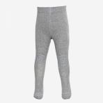 GoBabyGo libisemiskindlad stopperitega (põlv+ tald) VILLASED sukkpüksid hall