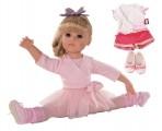 Götz nukk Hannah 50cm ballett blondid juuksed