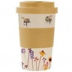 GB bambusest kaasavõetav kohvitops Usin Mesilane