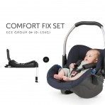Hauck Comfort Fix Set Black