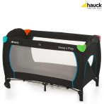 Hauck reisivoodi Sleep n Play Go Plus Multicolor Black