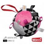 Hencz Toys arendav mänguasi Pall roosa