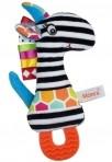 Hencz Toys mänguasi närimisrõngaga Kaelkirjak