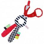 Hencz Toys riputatav mänguasi peegliga punane