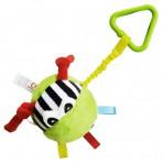 Hencz Toys riputatav mänguasi Roheline pall