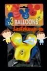 Õhupallid hiirenäoga