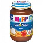 HIPP Head Ööd piimapuder puuviljadega BIO 6x190g